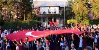 Dağlıca Saldırısı Erzurum'da Protesto Edildi