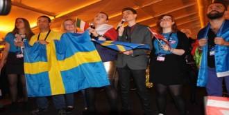 Danimarka'da Eurovision Heyecanı