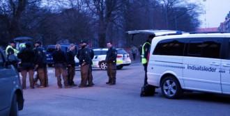 Danimarka'daki Saldırıda 1 Kişi Öldü, 3 Polis Yaralandı