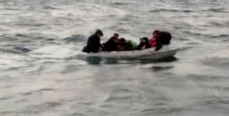 Datça'da Kaçaklar Ölümden Döndü