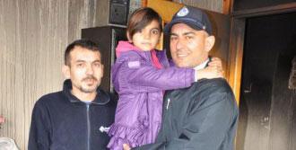 Fatmanur'u Alevlerin Arasından Kurtardı