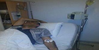 Haluk Levent Hastaneye Kaldırıldı