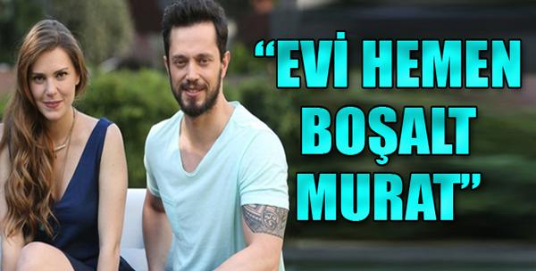 Aslı Enver: Evi Boşalt Murat