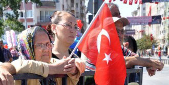 Sivas'ta 30 Ağustos Sevinci