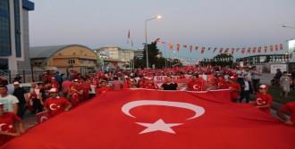 Edirneliler Sokaklara Sığmadı