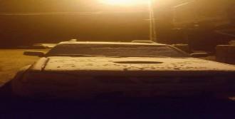 Denizli'de 23 Nisan'da Kar Sürprizi