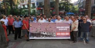 Denizli'de Stk'lardan Ortak Açıklama: Savaşları Durdurun