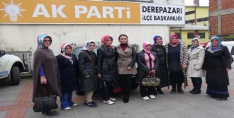19 Kadın, Partilerinden İstifa Etti