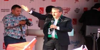 Destici, Erdoğan'a Seslendi