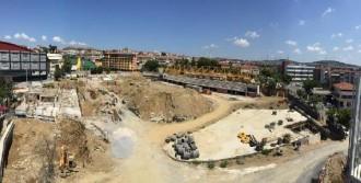 Dev Atletizm Kompleksi Anadolu Yakasında Yükseliyor