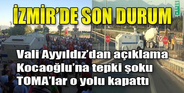 Darbe Girişimi Sonrası İzmir...