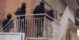 10 İlde Operasyon: 51 Gözaltı