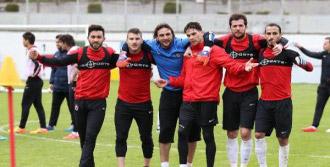 Galatasaray Maçı Hazırlıkları Sürüyor