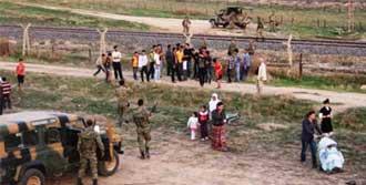 Mardin Sınırı PKK'da!