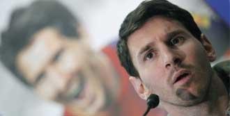 Messi'den Cim Bom'a Övgü