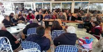 Dikili'de Balık Çiftliği Endişesi