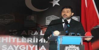 Beşiktaş Şehitlerini Andı