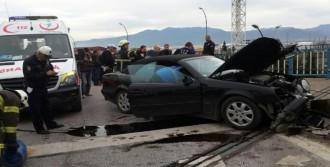 Kalp Krizi Geçiren Sürücü Öldü