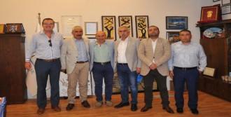 DİSK'ten Başkan Soyer'e Teşekkür Ziyareti