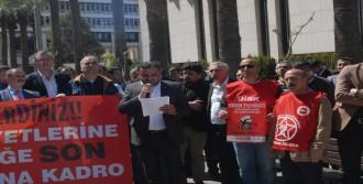 DİSK'ten, 'Özel İstihdam Büroları' Tepkisi