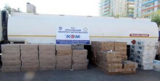 3 Araçta 188 Bin Paket Kaçak Sigara