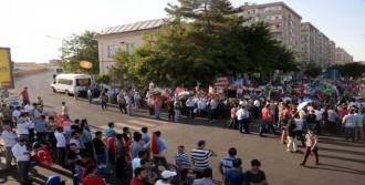 Darbe Girişimi Protesto Edildi