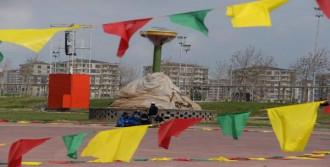 Diyarbakır'da Nevruz Hazırlıkları Tamam