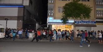 Diyarbakır'da Olaylı Kutlama