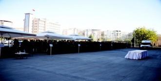 Diyarbakır'da Şehit Polise Uğurlama Töreni