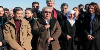 STK'lar Cizre'de İnceleme Yaptı