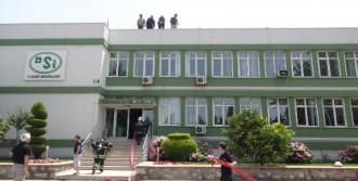 DSİ Binasında Korkutan Yangın