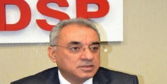 DSP'den Yıldırım'a 'Köykent' Tepkisi