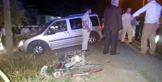 Düğün Dönüşü Kaza: 3 Yaralı