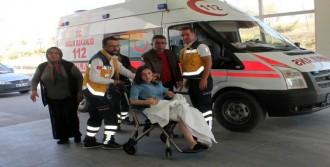 Maganda Kurşunu, 1'i Çocuk 2 Kişiyi Yaraladı