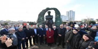 Heykeli Maltepe'de Açıldı