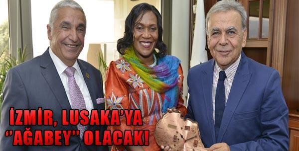 Mulenga İzmir'e Hayran Kaldı!