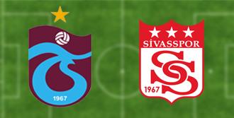 Trabzonspor 3 - 1 Sivasspor