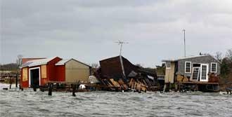 ABD'ye Sandy Faturası