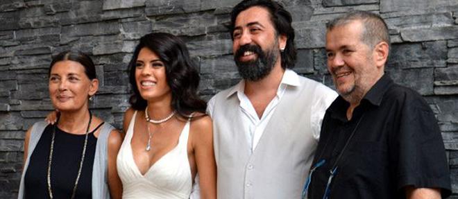 Şerif Sezer Kızını Evlendirdi