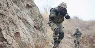 Öldürülen PKK'lı Sayısı 14 Oldu