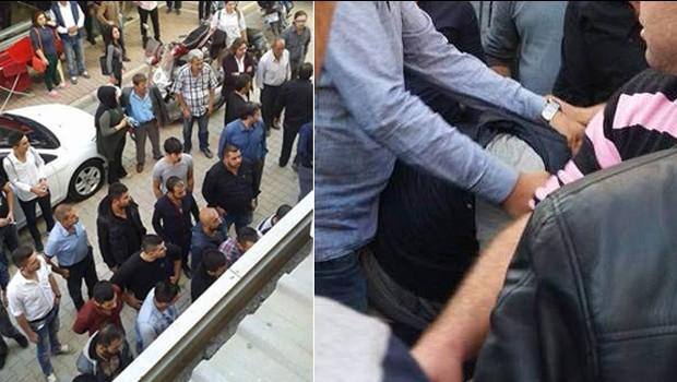 'Tacizci' Diye Dövüldü, Polis Linçten Kurtardı