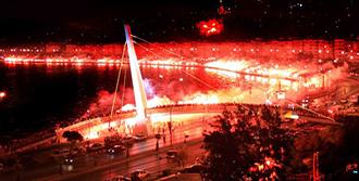 Kordon'u 'Gezi' İçin Yakacaklar