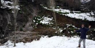 Biga'da Heyalan: 3 Ev Boşaltıldı