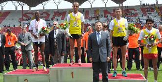 Samsun'da 19 Mayıs Maratonu Sona Erdi