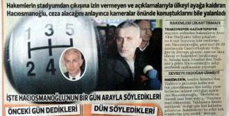 Trabzon Hacıosmanoğlu'na Sırt Çevirdi