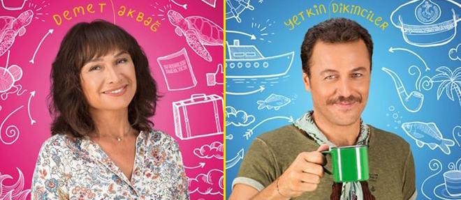Nadide Hayat'tan İki Yeni Poster