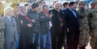 Fırat Kalkanı'nın 17'inci Şehidi Bitlis'e Gönderildi