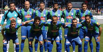 Çaykur Rizespor Süper Lig'e Yükseldi