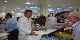 Yeni CHP'liler İftarda Buluştu