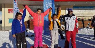 Kayseri Kayak İl Birinciliği Yarışları Sona Erdi